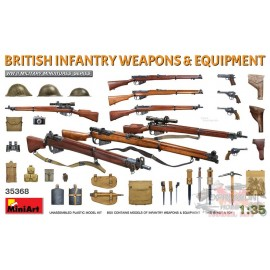 BRITISH INFANTRY WEAPONS &...
