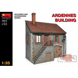 ARDENNES BUILDING 1/35 35515