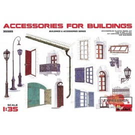 ACCESSORIES FOR BUILDINGS -...