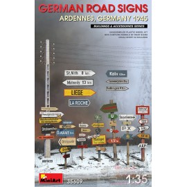 SIGNAUX ROUTIERS ALLEMANDS...