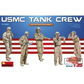 TANKMEN OF WWI ERA 1/35 MASTER BOX 35134