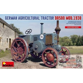 GERMAN AGRICULTURAL TRACTOR...