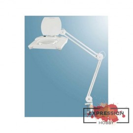MAGNIFYING LAMPE-LOUPE...
