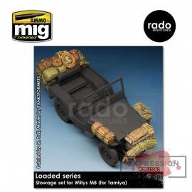 1/35 1.WILLYS MB STOWAGE...