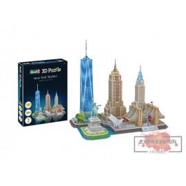 3D PUZZLE - NEW YORK...
