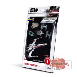 X-WING FIGHTER EASY-CLICK...