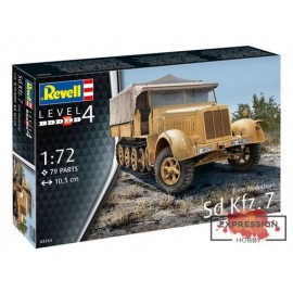 SD.KFZ. 7 (LATE PRODUCTION)...