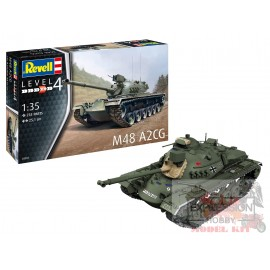 M48 A2CG 1/35 REVELL 03287
