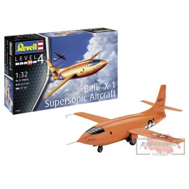 BELL X-1 (1RST SUPERSONIC)...