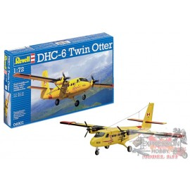 DH C-6 TWIN OTTER 1/72...