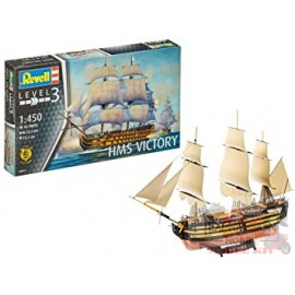 HMS VICTORY 1/450 REVELL 05819