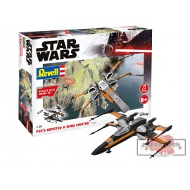 POE'S BOOSTED X-WING...