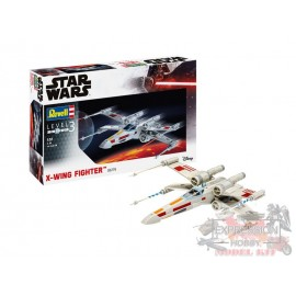 X-WING FIGHTER 1/57 REVELL...