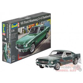 1965 FORD MUSTANG 2+2...