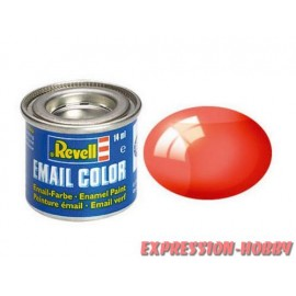 COULEUR REVELL CLEAR ROUGE...