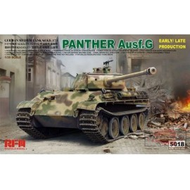 PANTHER AUSF.G EARLY/LATE...