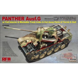 PANTHER AUSF.G WITH FULL...