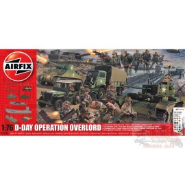D-DAY OPERATION OVERLORD -...