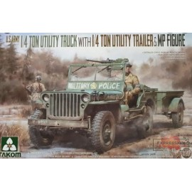 1/4 TON UTILITY TRUCK WITH...