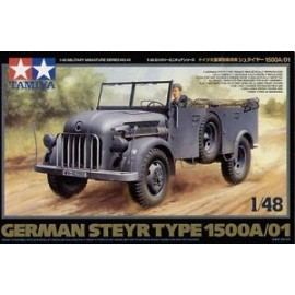 GERMAN STEYRTYPE 1500A/01...